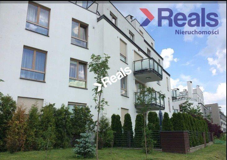 Mieszkanie dwupokojowe na wynajem Warszawa, Wilanów, Miasteczko Wilanów, Adama Branickiego  45m2 Foto 1