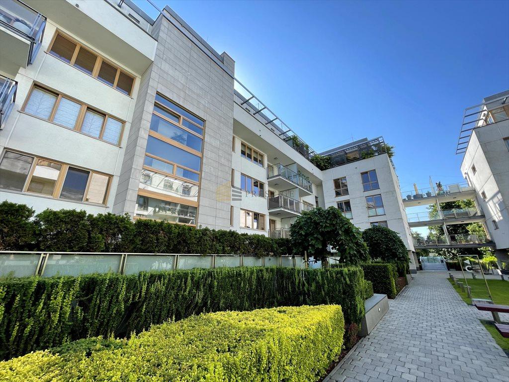 Mieszkanie dwupokojowe na wynajem Warszawa, Mokotów, Narbutta  93m2 Foto 1