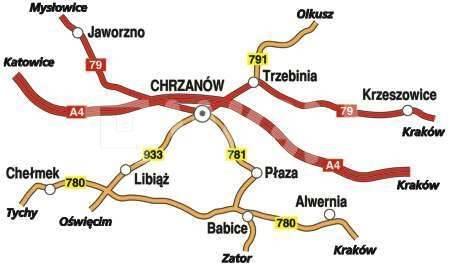 Lokal użytkowy na sprzedaż Chrzanów, chrzanów  2100m2 Foto 3