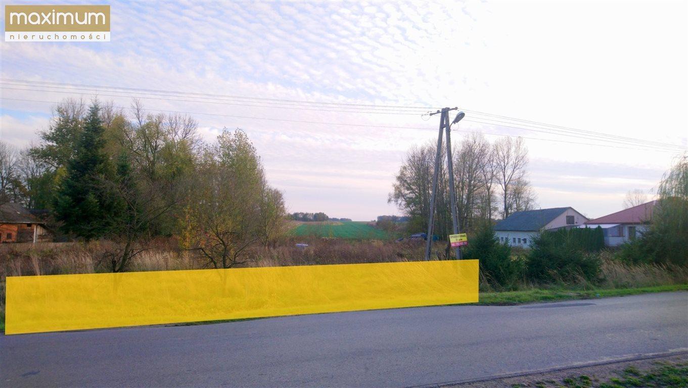 Działka budowlana na sprzedaż Różaniec  1753m2 Foto 1