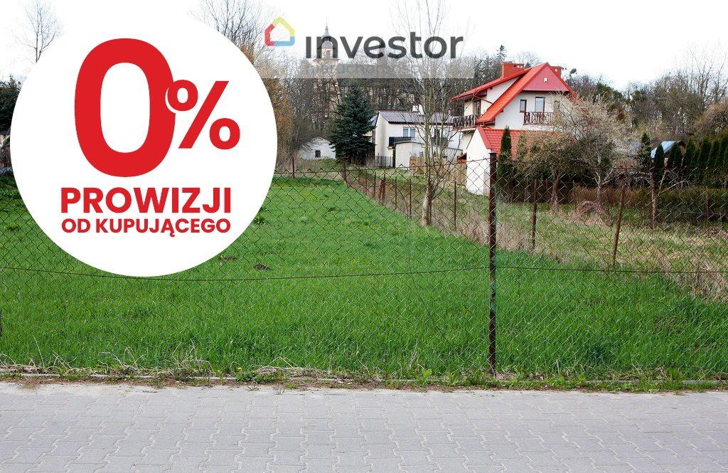 Działka komercyjna na sprzedaż Nałęczów, Bochotnica  1000m2 Foto 3