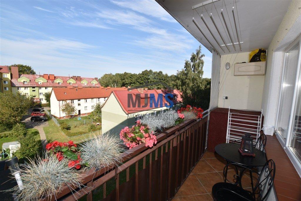 Mieszkanie trzypokojowe na sprzedaż Ustka, Grunwaldzka  60m2 Foto 3
