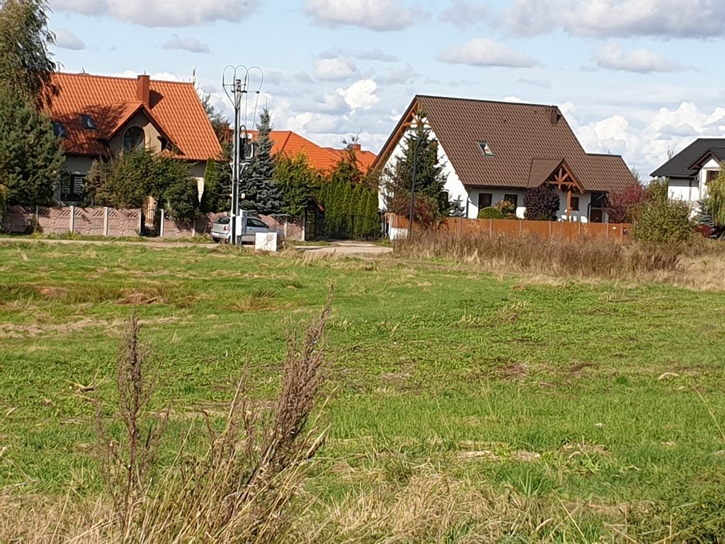 Działka budowlana na sprzedaż Przyjaźń, Okrężna  1820m2 Foto 2
