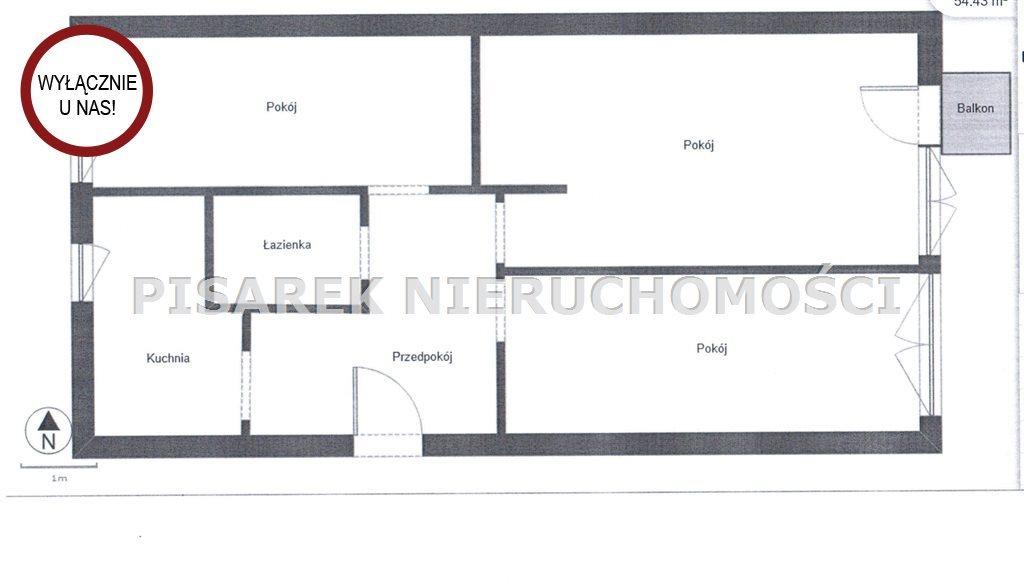 Mieszkanie trzypokojowe na sprzedaż Warszawa, Praga Południe, Przyczółek Grochowski, Bracławska  57m2 Foto 9