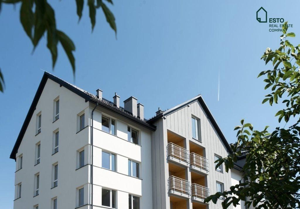 Mieszkanie trzypokojowe na sprzedaż Myślenice, Solidarności  76m2 Foto 3