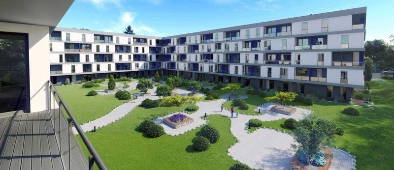 Mieszkanie dwupokojowe na sprzedaż Bielsko-Biała  42m2 Foto 7