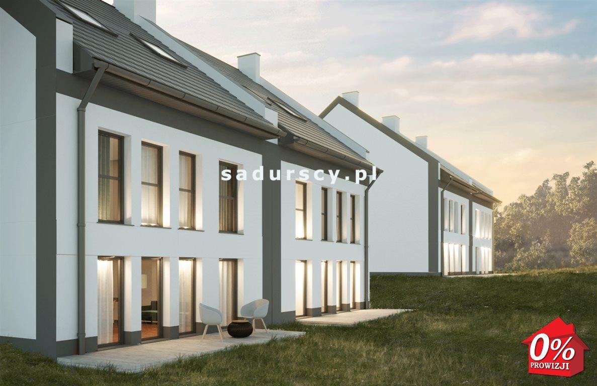 Mieszkanie trzypokojowe na sprzedaż Chorągwica  62m2 Foto 2