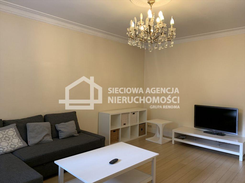 Mieszkanie dwupokojowe na wynajem Sopot, Dolny, Książąt Pomorskich  48m2 Foto 4