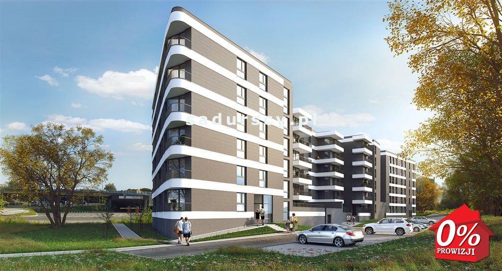 Mieszkanie trzypokojowe na sprzedaż Kraków, Prądnik Czerwony, Olsza, Lublańska - okolice  82m2 Foto 2
