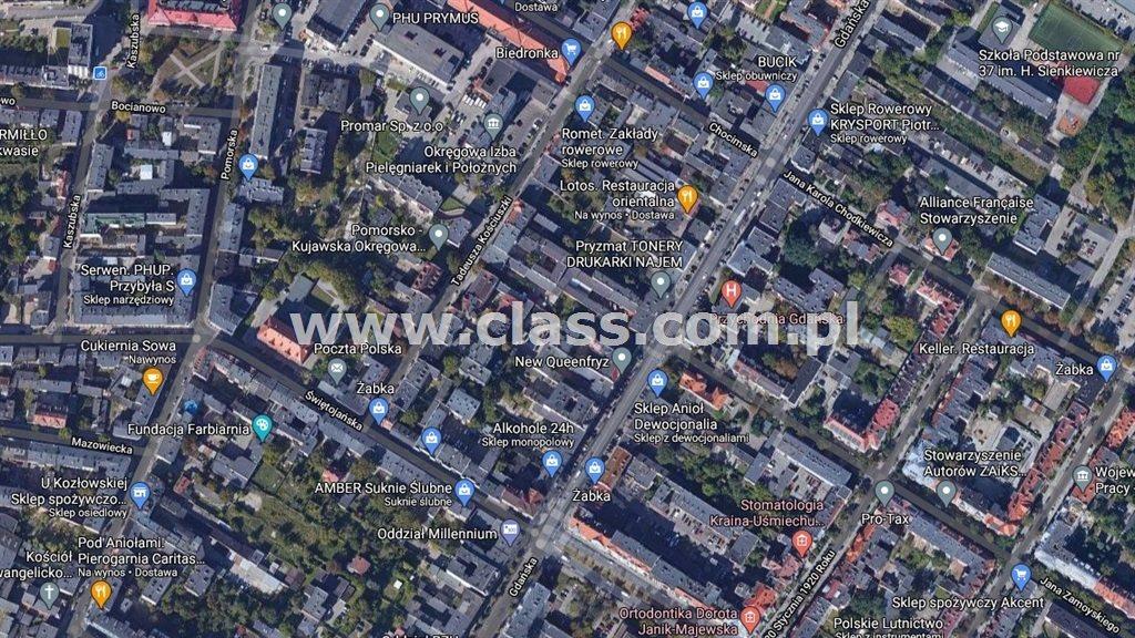 Dom na sprzedaż Bydgoszcz, Śródmieście  600m2 Foto 1