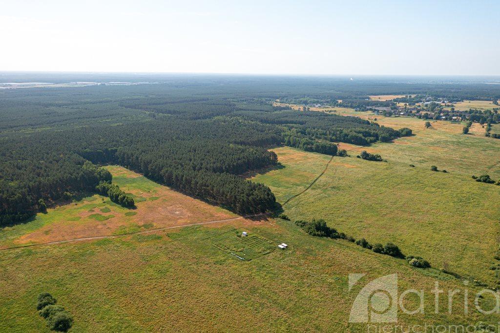 Działka rolna na sprzedaż Komarowo  3287m2 Foto 3