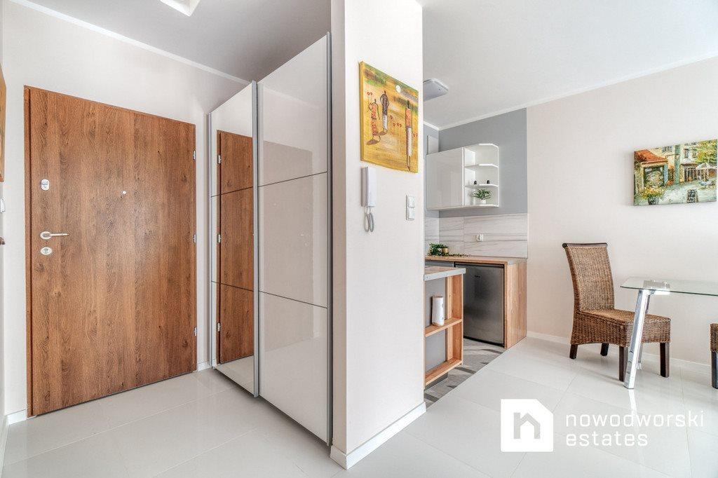 Mieszkanie dwupokojowe na wynajem Gdańsk, Jasień, Krzysztofa Komedy  41m2 Foto 5