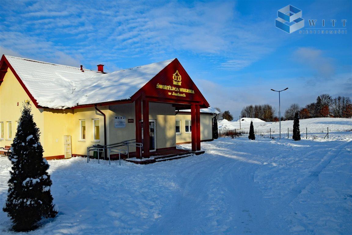 Działka budowlana na sprzedaż Morąg, Jurki  3000m2 Foto 8