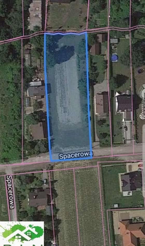 Działka budowlana na sprzedaż Gliwice, Bojków, gliwice  2533m2 Foto 1