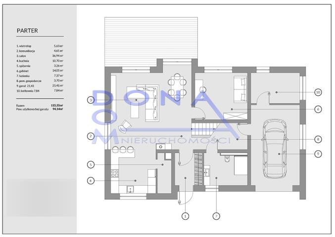 Dom na sprzedaż Łódź, Górna, Chojny  170m2 Foto 11