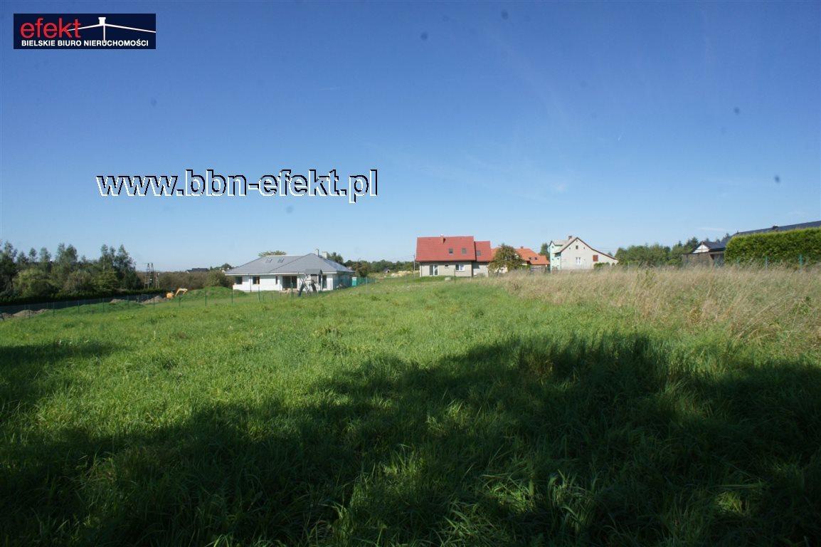 Działka budowlana na sprzedaż Bielsko-Biała, Hałcnów  3000m2 Foto 3