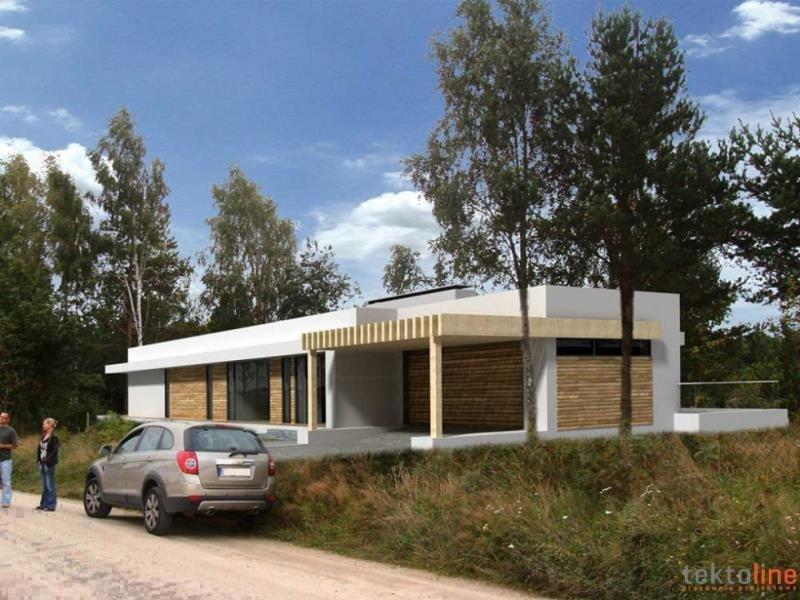 Działka budowlana na sprzedaż Bojano, Las, Tereny rekreacyjne, Lesoki  1500m2 Foto 1