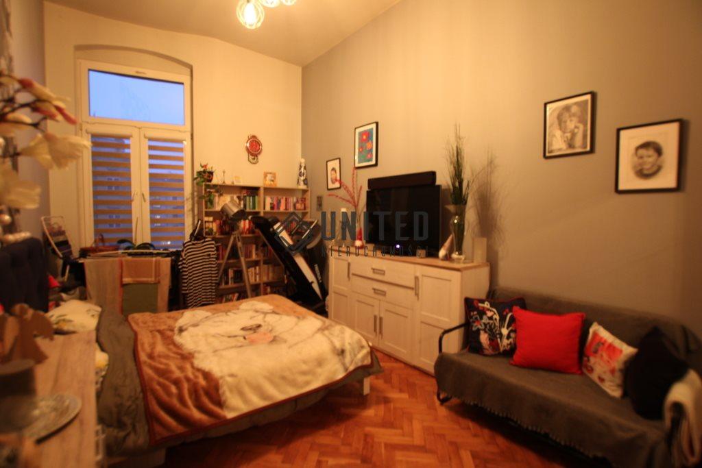Mieszkanie trzypokojowe na sprzedaż Wrocław, Stare Miasto, Michała Bałuckiego  80m2 Foto 2