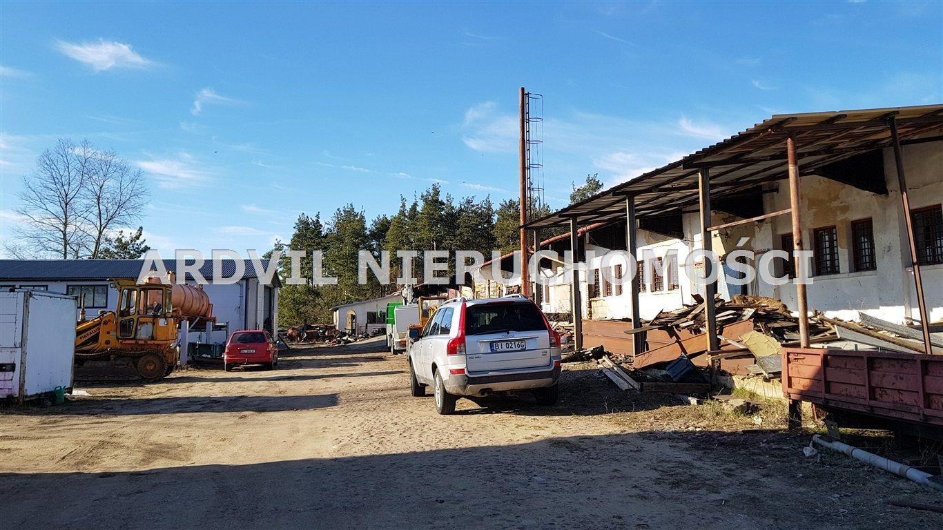 Lokal użytkowy na sprzedaż Ciechanowiec  2000m2 Foto 8