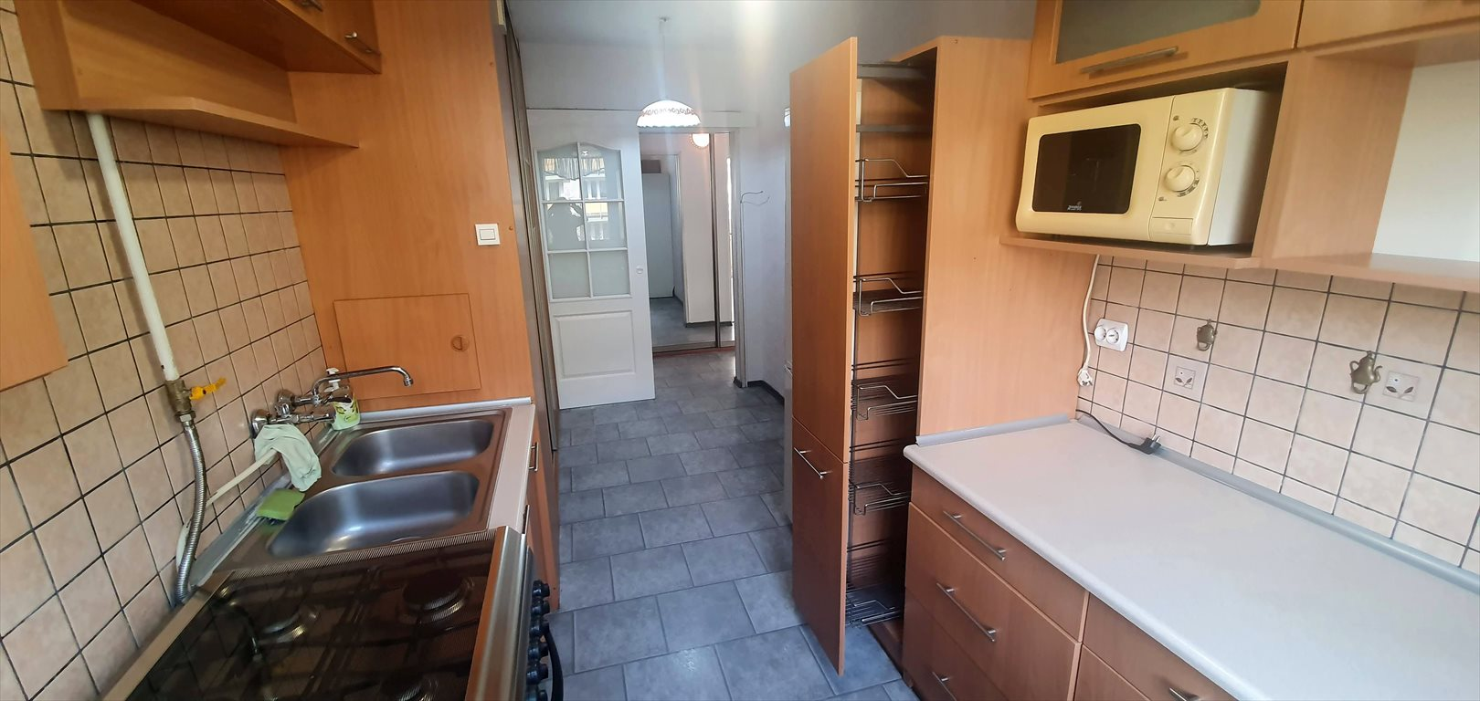 Mieszkanie trzypokojowe na wynajem Bytom, Stroszek, Sikorskiego  60m2 Foto 3
