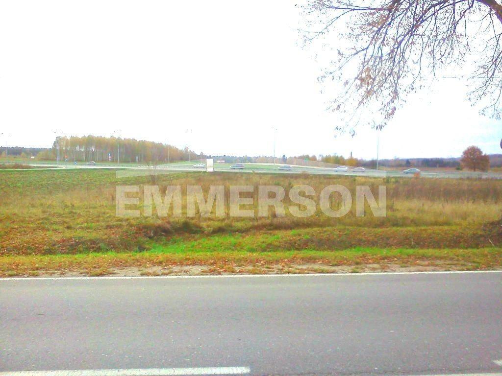 Działka inwestycyjna pod dzierżawę Serock, Wierzbica  4800m2 Foto 1