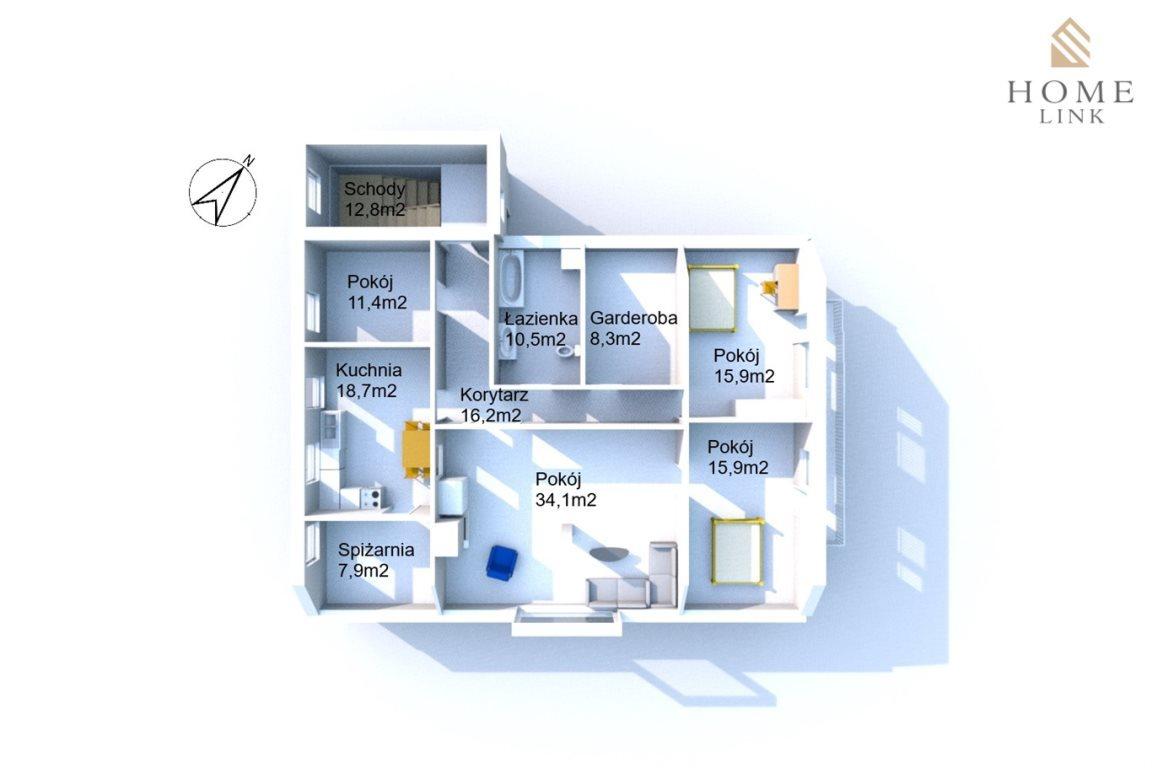 Dom na sprzedaż Łęgajny  302m2 Foto 6