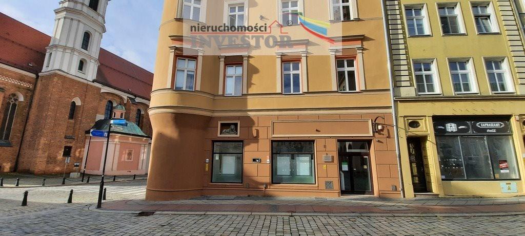 Lokal użytkowy na wynajem Opole, Centrum, rynek Rynek  119m2 Foto 1