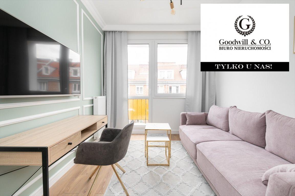 Mieszkanie trzypokojowe na sprzedaż Gdańsk, Główne Miasto, Kowalska  50m2 Foto 1