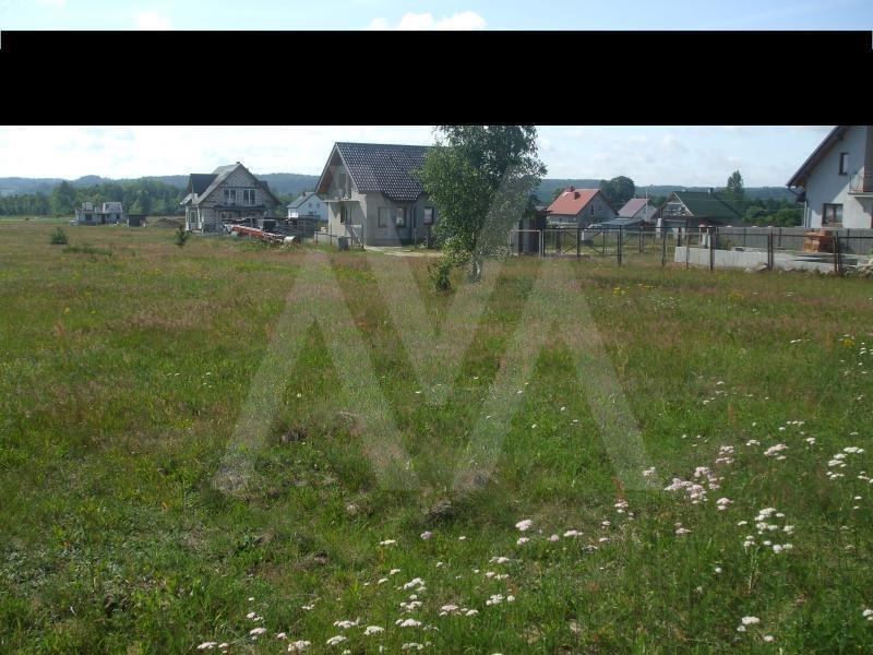 Działka budowlana na sprzedaż Zelewo, Różana  1020m2 Foto 1