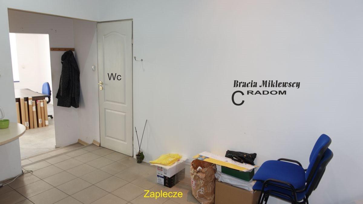 Lokal użytkowy na wynajem Radom, Centrum, Stefana Żeromskiego  72m2 Foto 8