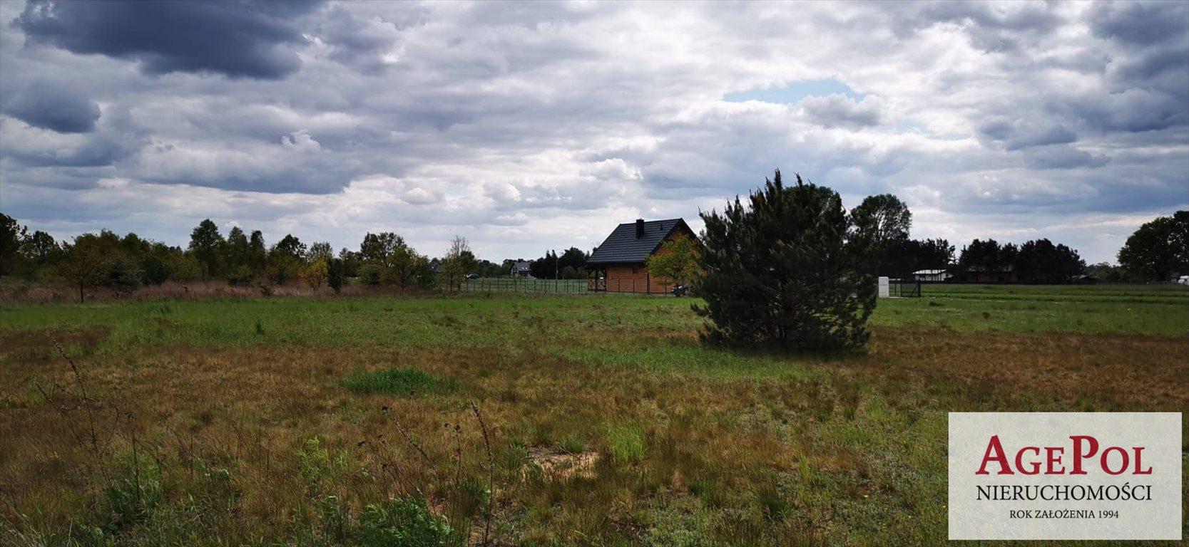 Działka budowlana na sprzedaż Mała Wieś Przy Drodze  2301m2 Foto 5