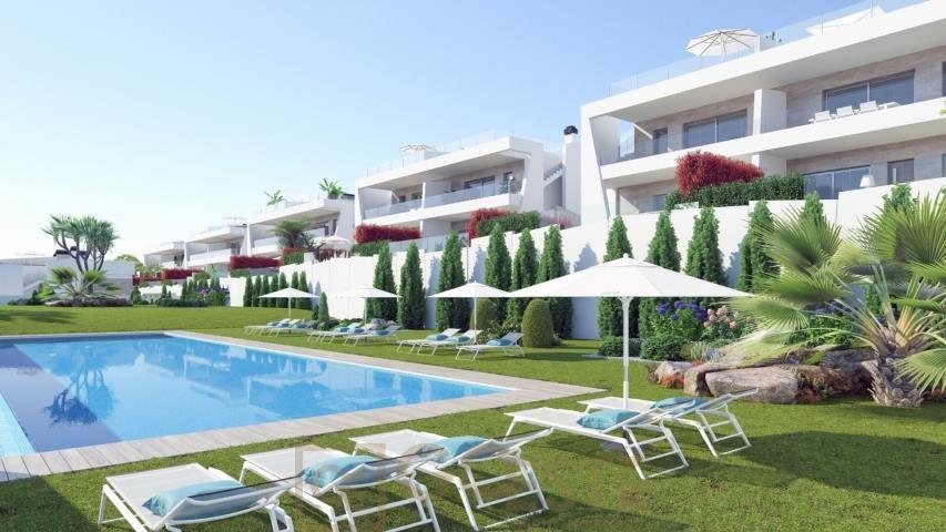Mieszkanie trzypokojowe na sprzedaż Hiszpania, Benidorm  78m2 Foto 1