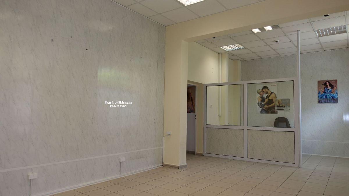 Lokal użytkowy na wynajem Radom, Centrum, Wyszyńskiego  63m2 Foto 7