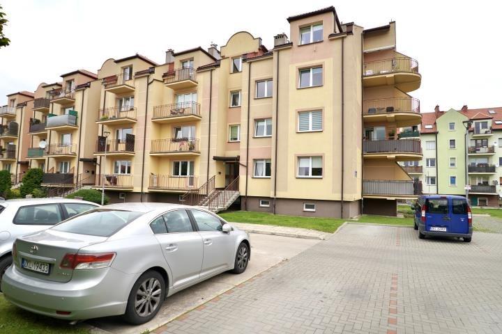 Mieszkanie dwupokojowe na wynajem Kołobrzeg, Witkowice, Różana  40m2 Foto 1