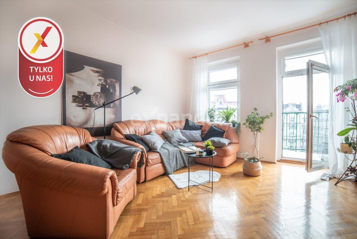 Mieszkanie czteropokojowe  na sprzedaż Wrocław, Jedności Narodowej  98m2 Foto 2