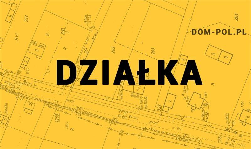 Działka budowlana na sprzedaż Dys, Bernatówka  3000m2 Foto 1