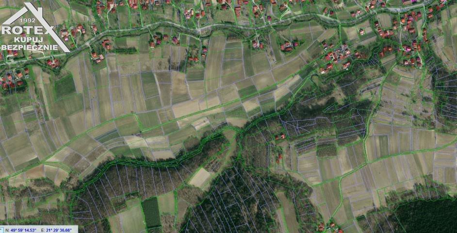 Działka rolna na sprzedaż Niedźwiada  4300m2 Foto 1