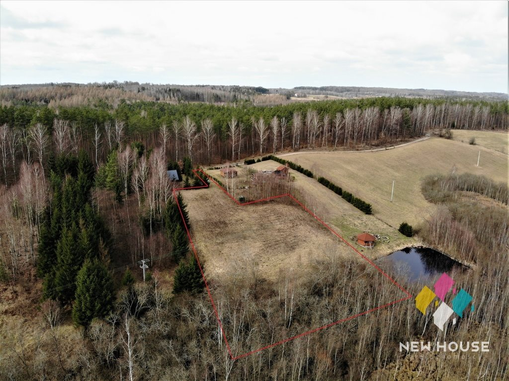Działka rolna na sprzedaż Cerkiewnik  3681m2 Foto 3