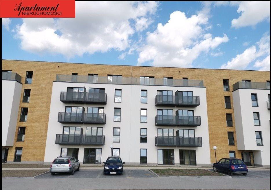 Mieszkanie dwupokojowe na sprzedaż Wrocław, Jagodno, Klasztorna  33m2 Foto 1