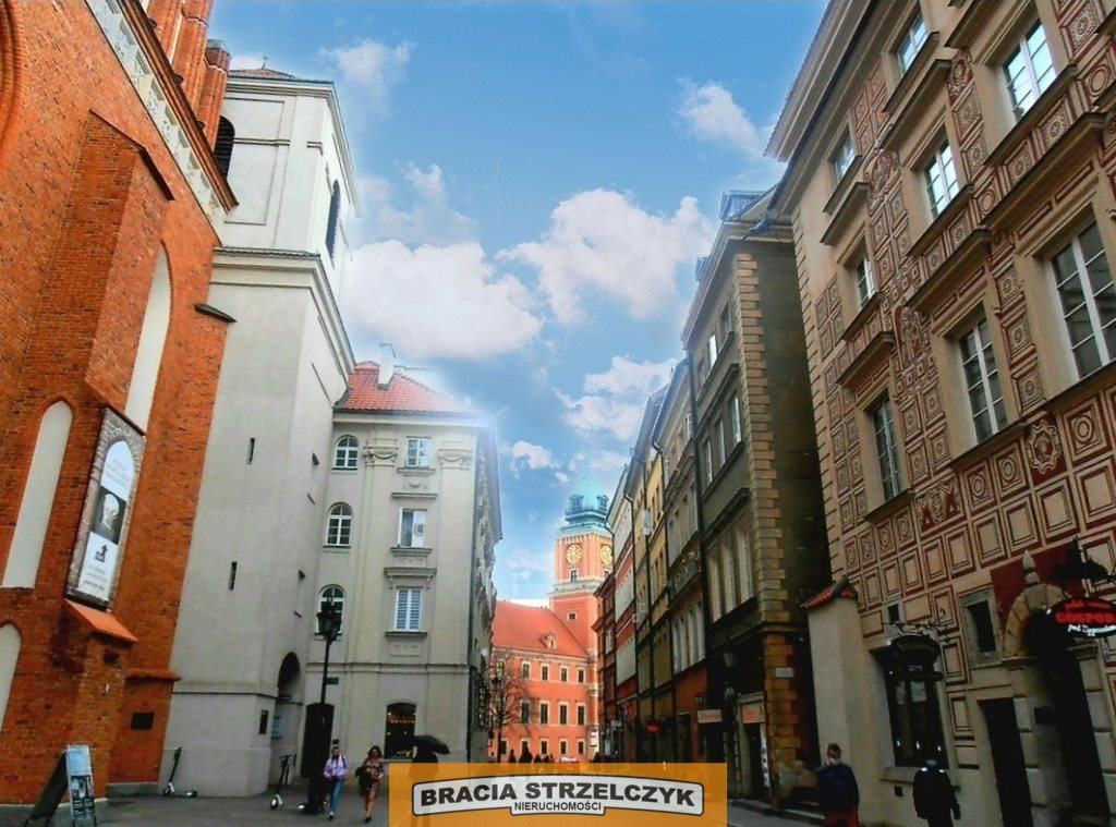 Mieszkanie dwupokojowe na sprzedaż Warszawa, Śródmieście, Świętojańska  49m2 Foto 2