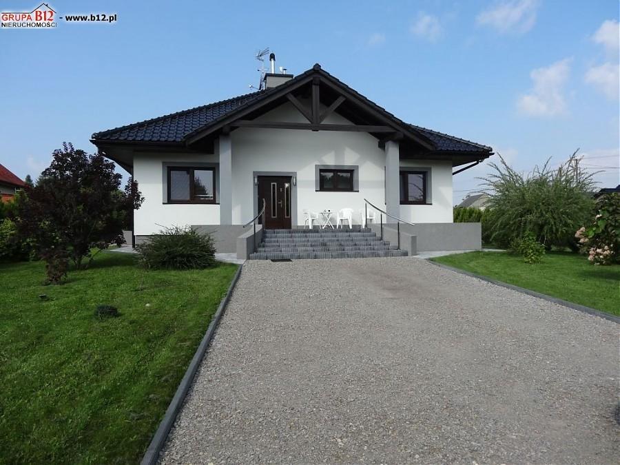 Dom na sprzedaż Brzeźnica, Brzeźnica, Bęczyn  120m2 Foto 1