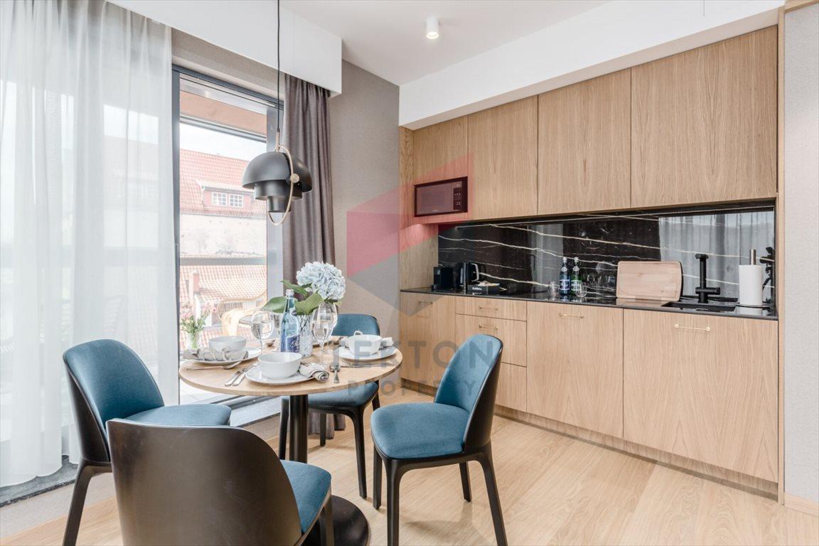 Mieszkanie dwupokojowe na sprzedaż Gdańsk, Śródmieście, Chmielna  46m2 Foto 3