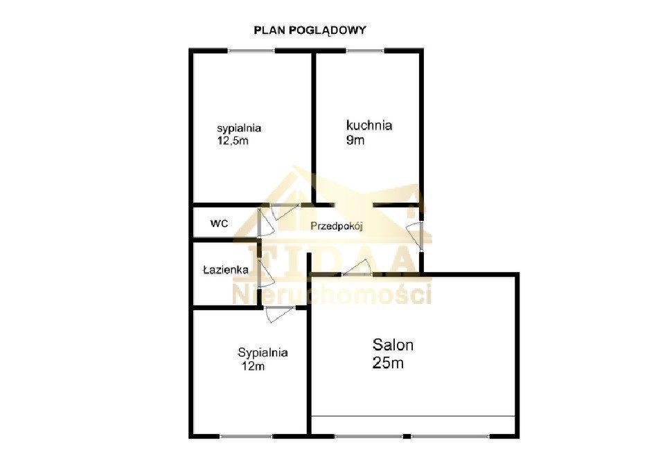 Mieszkanie trzypokojowe na sprzedaż Warszawa, Praga-Północ, Namysłowska  69m2 Foto 4