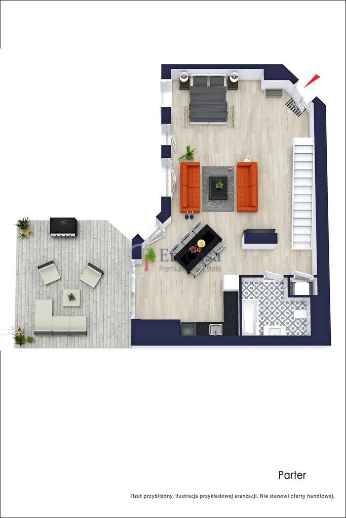 Mieszkanie czteropokojowe  na sprzedaż Warszawa, Śródmieście, Hoża  127m2 Foto 6
