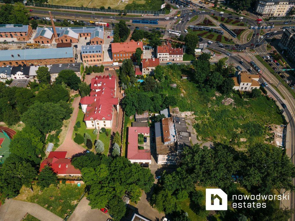 Działka budowlana na sprzedaż Kraków, Grzegórzki, Grzegórzki, Grzegórzecka  1396m2 Foto 11