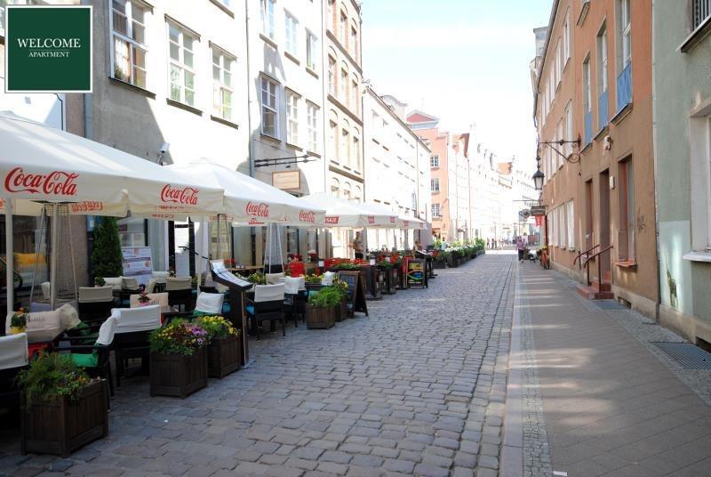 Mieszkanie dwupokojowe na wynajem Gdańsk, Stare Miasto, GARBARY  50m2 Foto 8