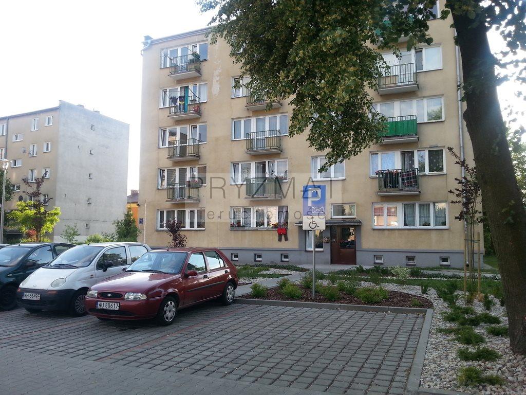 Mieszkanie trzypokojowe na sprzedaż Mińsk Mazowiecki, Mikołaja Kopernika  46m2 Foto 1