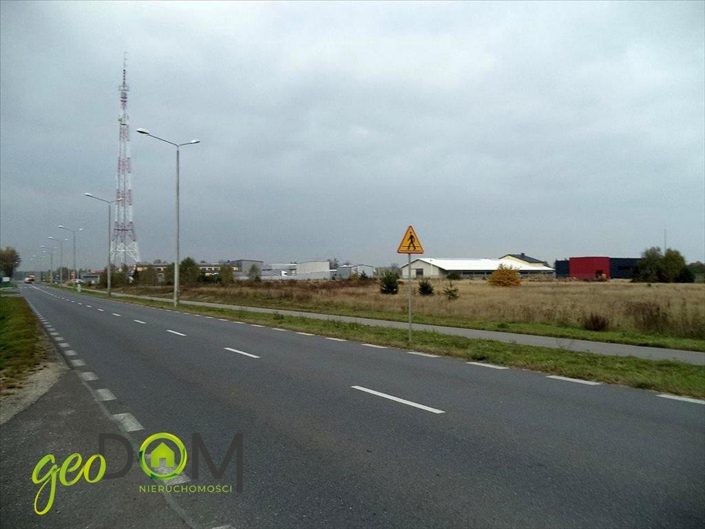 Działka przemysłowo-handlowa na sprzedaż Biała Podlaska  7008m2 Foto 2