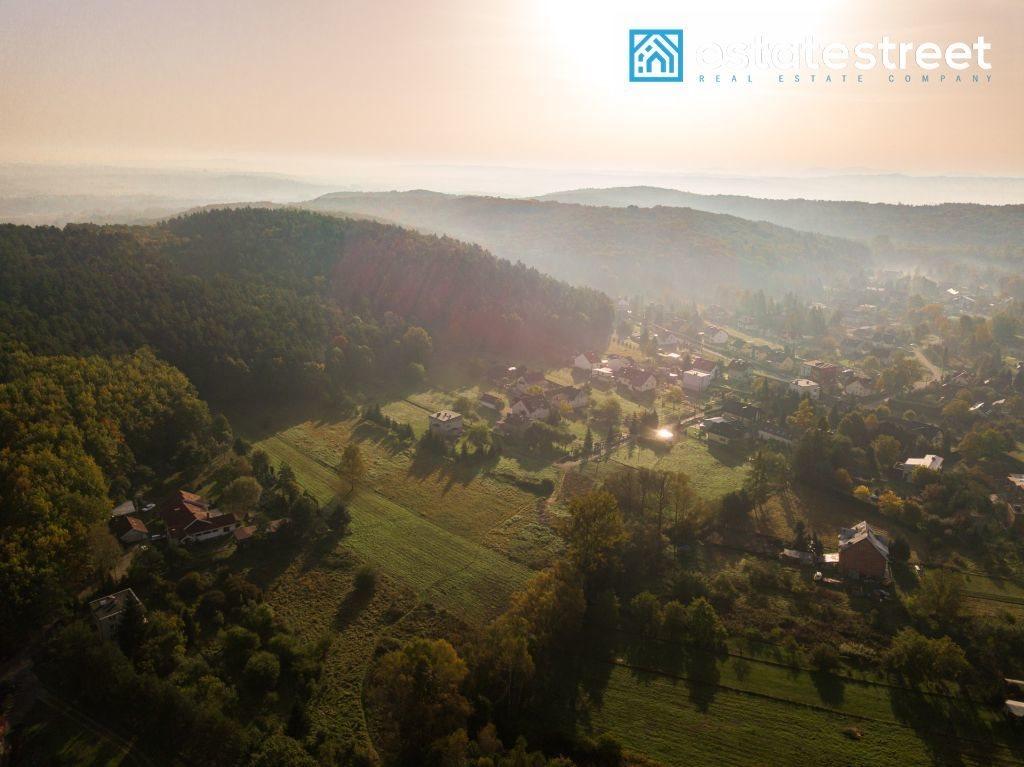 Działka inwestycyjna na sprzedaż Kraków, Tyniec, Tyniec, Skołczanka  9600m2 Foto 8