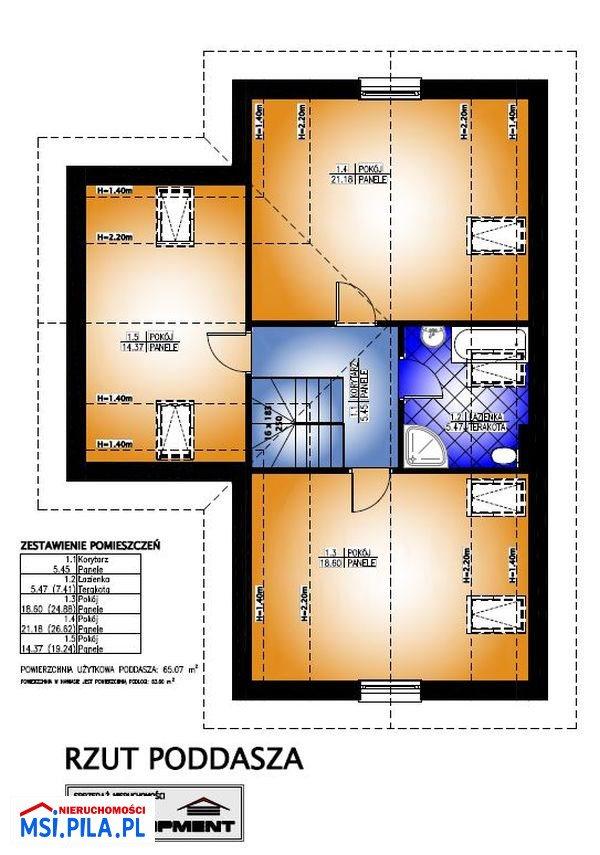 Dom na sprzedaż Szydłowo  168m2 Foto 5